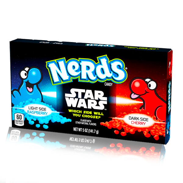 NERDS STAR WARS LIMITED EDITION THEATRE BOX 141G