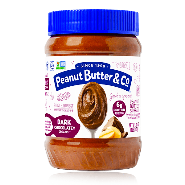 PEANUT BUTTER & CO CHOCOLATEY JARS ASSORTED FLAVOURS