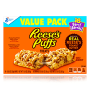 CEREAL TREATS BARS 16 PACK