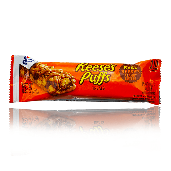 REESE'S PUFFS TREATS CEREAL BAR 24G