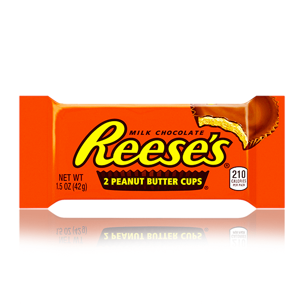 REESE'S PEANUT BUTTER MILK CHOC CUPS 42g