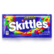 SKITTLES POUCH ASSORTED FLAVOURS