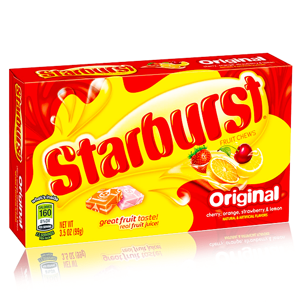 STARBURST ORIGINAL THEATRE BOX 99G
