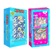 SWEETARTS & BRACHS MINI CANDY CANES 90 to 110 COUNT