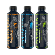 MONSTER HYDROSPORT RANGE ASSORTED FLAVOURS 650ML