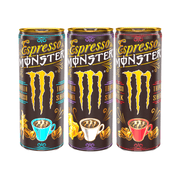 MONSTER ESPRESSO DRINKS RANGE ASSORTED FLAVOURS 250ML