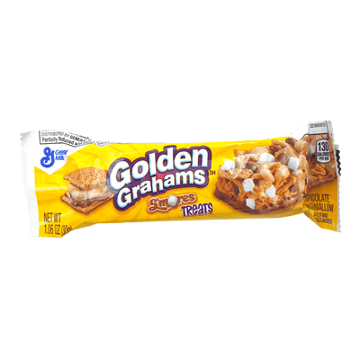 GOLDEN GRAHAMS S'MORES TREATS 30G