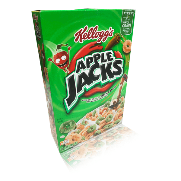 APPLE JACKS CEREAL 286G