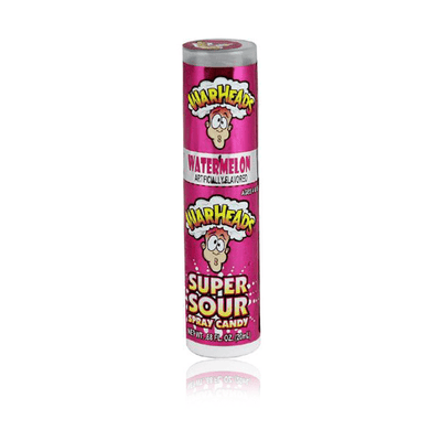 WARHEADS SUPER SPRAY WATERMELON