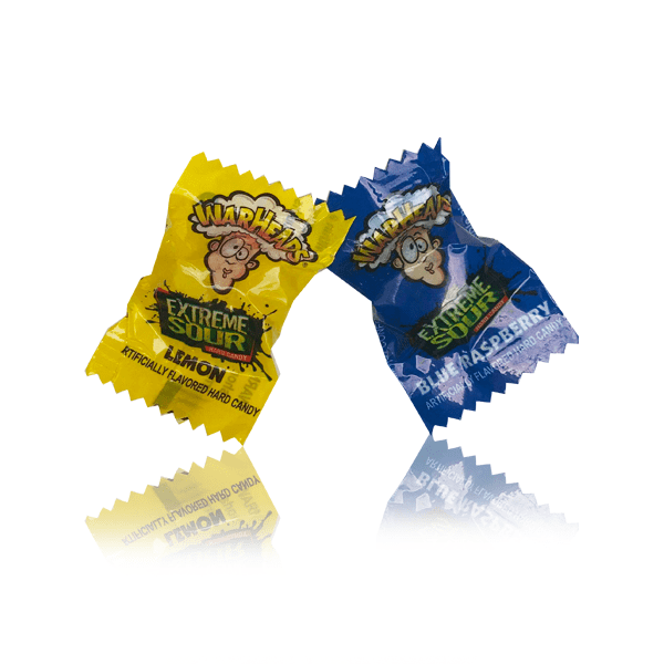 WARHEADS HARD CANDIES X2