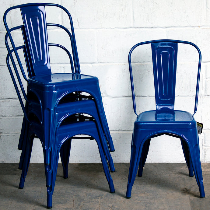 Siena Chair - Marine Blue