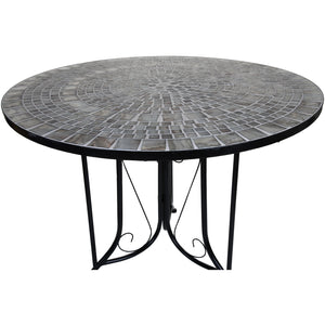 Orotava Mosaic Table 90cm