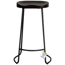 Trapani Stool - Onyx Matt Black