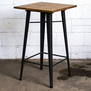 Lodi Table - Onyx Matt Black