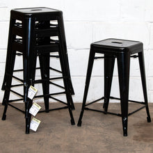 Terni Bar Stool - Black