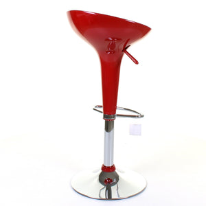 Boss Bar Stool - Red - Set of 2