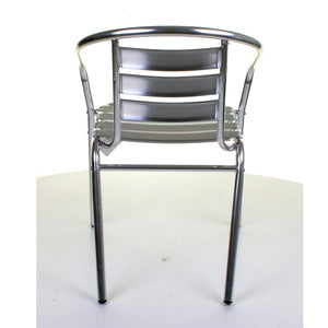 Chrome Bistro Chair