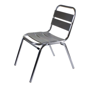 Barbados Chrome Bistro Chair