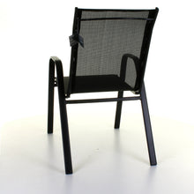 Textoline Chair - Black
