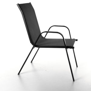Textoline Chair - Grey