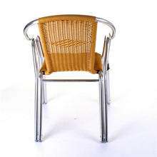Cabarete Bistro Chair - Tan Wicker