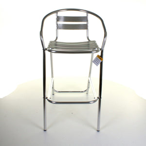 Modena Chrome Bar Stool