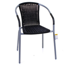 Lucino Wicker Bistro Chair
