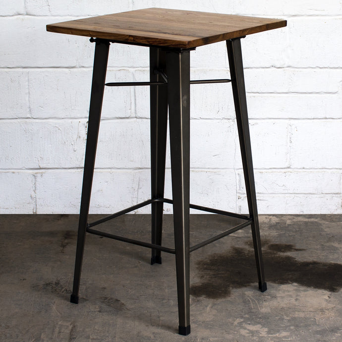 Lodi Table - Gun Metal Grey
