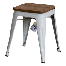 Rho Bar Stool - White