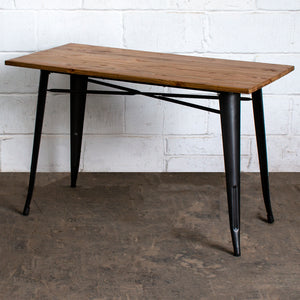 Prato Table - Onyx Matt Black