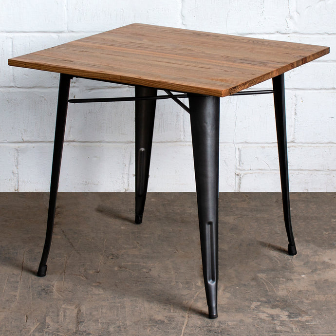Enna Table - Onyx Matt Black