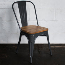 Palermo Chair - Graphite Grey