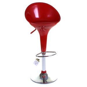 Verona Stool - Red - Set of 2