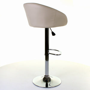 Asti Bar Stool - Cream - Set of 2