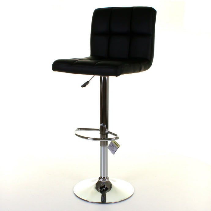 Catania Bar Stool - Black - Set of 2
