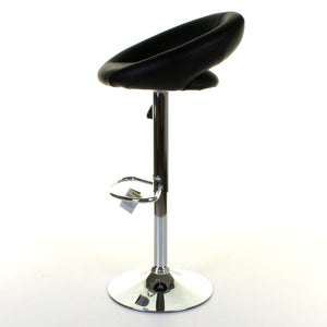 Lecce Bar Stool - Black - Set of 2