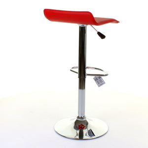 Turin Bar Stool - Red - Set of 2