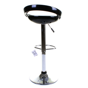 Positano Stool - Black - Set of 2