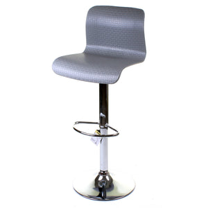 Genoa Bar Stool - Grey - Set of 2