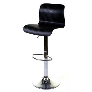 Genoa Bar Stool - Black - Set of 2