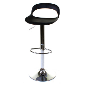 Foggia Bar Stool - Black - Set of 2