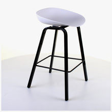 Cremona Bar Stool - White - Set of 2