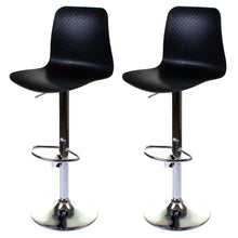Savona Bar Stool - Black - Set of 2
