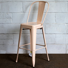 Pascale Bar Stool - Cream