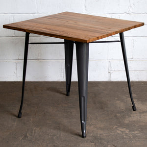 Enna Table - Graphite Grey