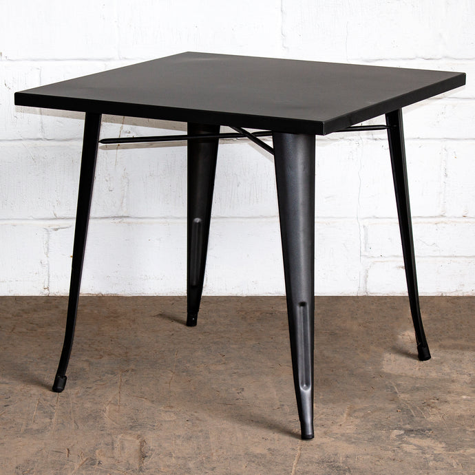 Belvedere Table - Onyx Matt Black