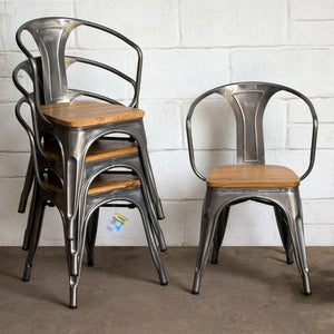 Florence Chair - Steel