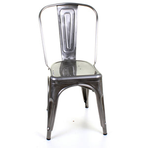 Siena Chair - Steel