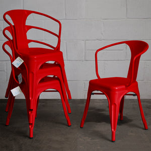 Forli Chair - Red