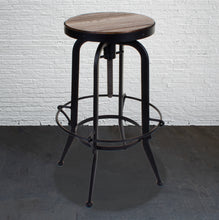 Rustic Bar Stool - W1081